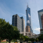 Nový mrakodrap na Ground Zero